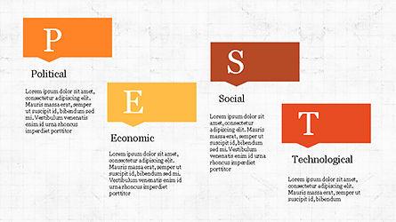 PEST Analysis Slide Deck, Slide 5, 04244, Business Models — PoweredTemplate.com