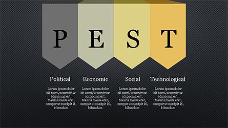 PEST Analysis Slide Deck, Slide 9, 04244, Business Models — PoweredTemplate.com