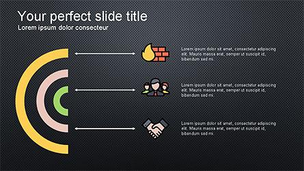 Presentation Deck with Colorful Shapes, Slide 10, 04245, Presentation Templates — PoweredTemplate.com