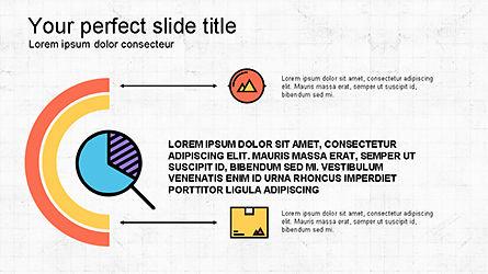 Presentation Deck with Colorful Shapes, Slide 5, 04245, Presentation Templates — PoweredTemplate.com
