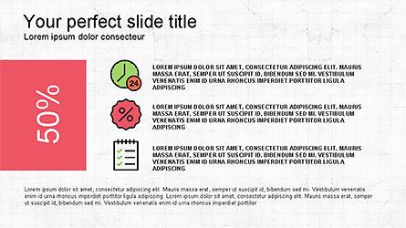 Presentation Deck with Colorful Shapes, Slide 8, 04245, Presentation Templates — PoweredTemplate.com
