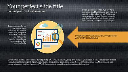 Financial Report Creative Presentation Template, Slide 10, 04246, Presentation Templates — PoweredTemplate.com