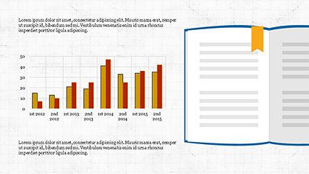 Financial Report Creative Presentation Template, Slide 7, 04246, Presentation Templates — PoweredTemplate.com