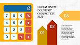Financial Report Creative Presentation Template#6