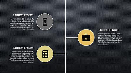 E Commerce Routine Presentation Concept, Slide 10, 04247, Organizational Charts — PoweredTemplate.com