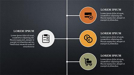 E Commerce Routine Presentation Concept, Slide 11, 04247, Organizational Charts — PoweredTemplate.com
