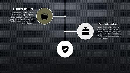 E Commerce Routine Presentation Concept, Slide 12, 04247, Organizational Charts — PoweredTemplate.com