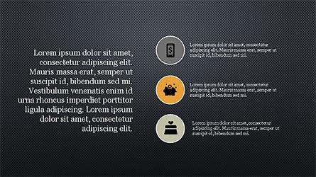 E Commerce Routine Presentation Concept, Slide 14, 04247, Organizational Charts — PoweredTemplate.com