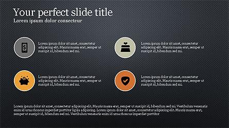 E Commerce Routine Presentation Concept, Slide 16, 04247, Organizational Charts — PoweredTemplate.com