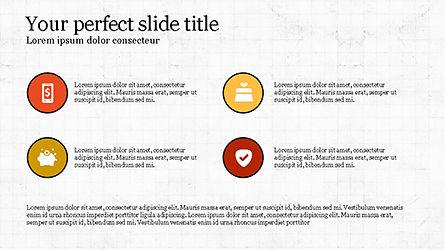 E Commerce Routine Presentation Concept, Slide 8, 04247, Organizational Charts — PoweredTemplate.com