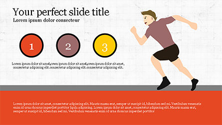 Presentation Templates: Project Stages Pitch Deck #04250