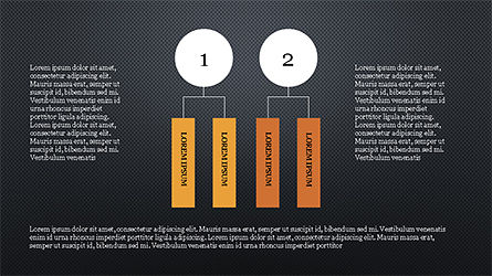 Project Stages Pitch Deck, Slide 12, 04250, Presentation Templates — PoweredTemplate.com