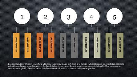 Project Stages Pitch Deck, Slide 15, 04250, Presentation Templates — PoweredTemplate.com