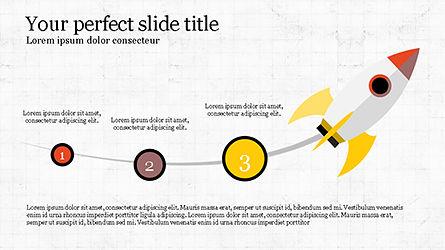 Project Stages Pitch Deck, Slide 8, 04250, Presentation Templates — PoweredTemplate.com