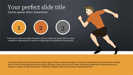 Project Stages Pitch Deck, Slide 9, 04250, Presentation Templates — PoweredTemplate.com