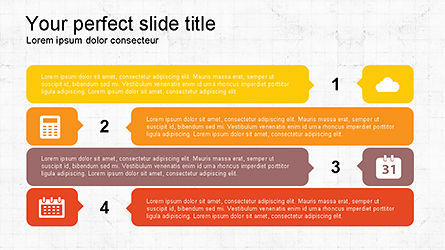 Infographic Style Presentation Template, Slide 3, 04251, Infographics — PoweredTemplate.com