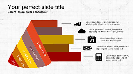 Infographic Style Presentation Template, Slide 4, 04251, Infographics — PoweredTemplate.com