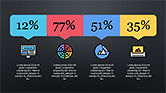 Presentation Template with Colorful Shapes#10