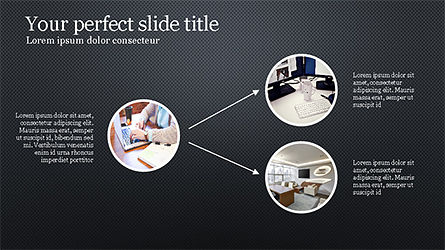 Rounded Shapes Presentation Concept, Slide 11, 04256, Presentation Templates — PoweredTemplate.com