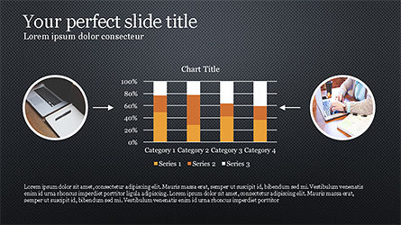 Rounded Shapes Presentation Concept, Slide 13, 04256, Presentation Templates — PoweredTemplate.com