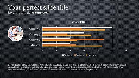 Rounded Shapes Presentation Concept, Slide 15, 04256, Presentation Templates — PoweredTemplate.com
