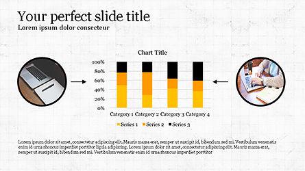 Rounded Shapes Presentation Concept, Slide 5, 04256, Presentation Templates — PoweredTemplate.com