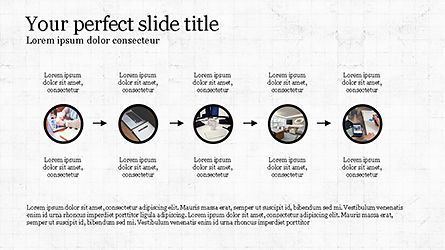 Rounded Shapes Presentation Concept, Slide 6, 04256, Presentation Templates — PoweredTemplate.com