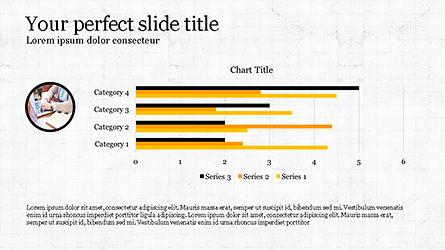 Rounded Shapes Presentation Concept, Slide 7, 04256, Presentation Templates — PoweredTemplate.com