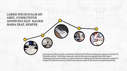 Rounded Shapes Presentation Concept, Slide 8, 04256, Presentation Templates — PoweredTemplate.com