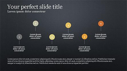 Presentation with Communicating Vessels Diagram, Slide 10, 04258, Organizational Charts — PoweredTemplate.com