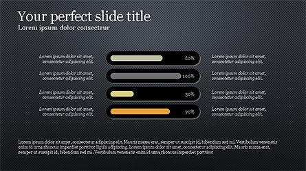 Presentation with Communicating Vessels Diagram, Slide 12, 04258, Organizational Charts — PoweredTemplate.com