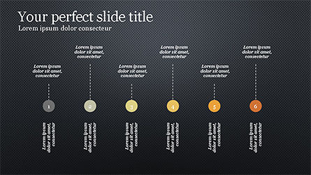 Presentation with Communicating Vessels Diagram, Slide 14, 04258, Organizational Charts — PoweredTemplate.com