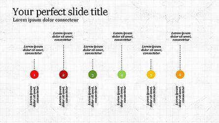 Presentation with Communicating Vessels Diagram, Slide 6, 04258, Organizational Charts — PoweredTemplate.com