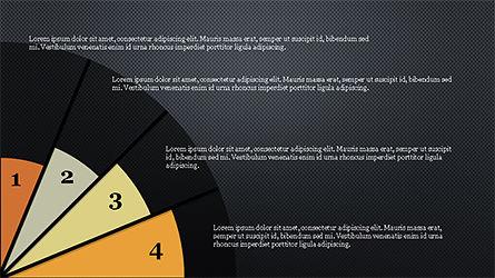 Presentation with Communicating Vessels Diagram, Slide 9, 04258, Organizational Charts — PoweredTemplate.com