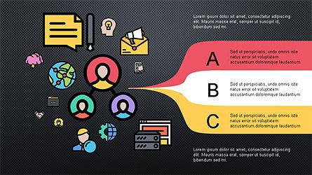 Content Marketing Presentation Concept, Slide 10, 04260, Presentation Templates — PoweredTemplate.com
