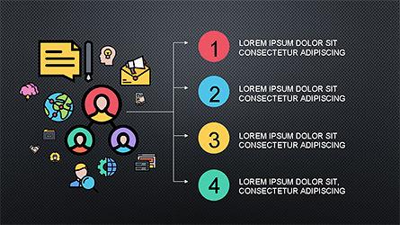 Content Marketing Presentation Concept, Slide 13, 04260, Presentation Templates — PoweredTemplate.com
