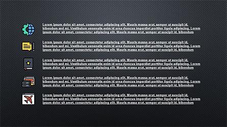 Content Marketing Presentation Concept, Slide 15, 04260, Presentation Templates — PoweredTemplate.com