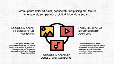 Content Marketing Presentation Concept, Slide 6, 04260, Presentation Templates — PoweredTemplate.com
