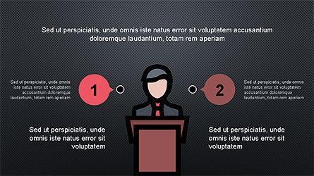 Content Marketing Presentation Concept, Slide 9, 04260, Presentation Templates — PoweredTemplate.com
