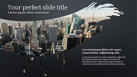 Successful Lifestyle Presentation Template, Slide 11, 04261, Presentation Templates — PoweredTemplate.com