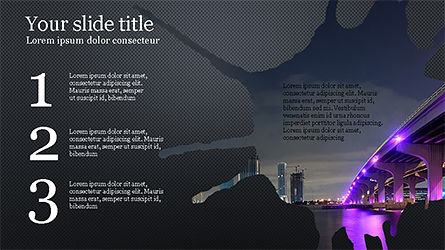 Successful Lifestyle Presentation Template, Slide 14, 04261, Presentation Templates — PoweredTemplate.com
