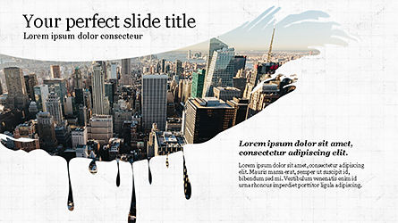 Successful Lifestyle Presentation Template, Slide 3, 04261, Presentation Templates — PoweredTemplate.com