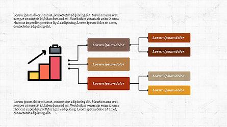 Software Development Presentation Template, Slide 2, 04262, Organizational Charts — PoweredTemplate.com