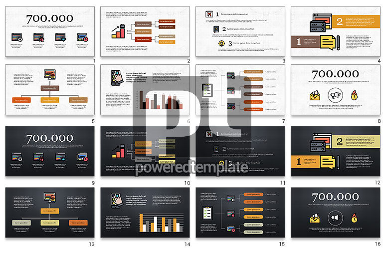 Software Development Presentation Template