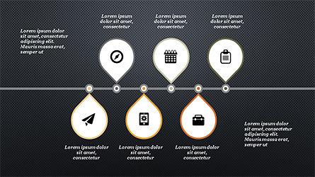 Process and Timeline Slide Deck, Slide 15, 04264, Process Diagrams — PoweredTemplate.com