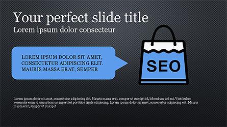 eCommerce Presentation Infographics, Slide 10, 04266, Infographics — PoweredTemplate.com