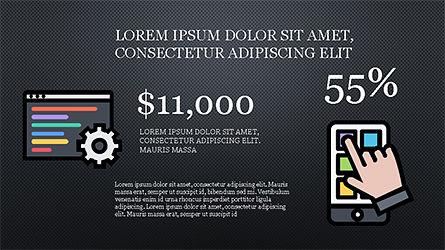 eCommerce Presentation Infographics, Slide 13, 04266, Infographics — PoweredTemplate.com
