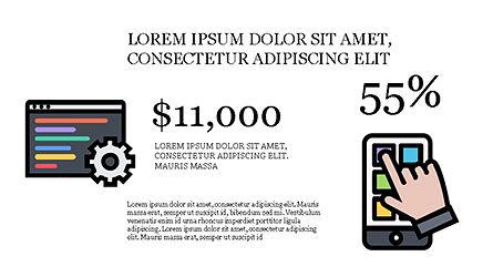 eCommerce Presentation Infographics, Slide 5, 04266, Infographics — PoweredTemplate.com