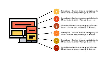 eCommerce Presentation Infographics, Slide 6, 04266, Infographics — PoweredTemplate.com