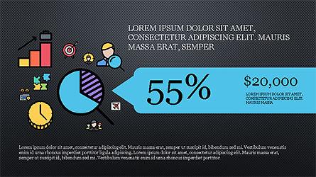 eCommerce Presentation Infographics, Slide 9, 04266, Infographics — PoweredTemplate.com